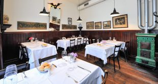 ресторан в Милане Antica Trattoria dela Pesa