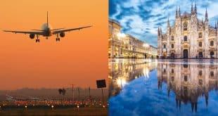Как добраться из аэропорта Мальпенса до центра Милана