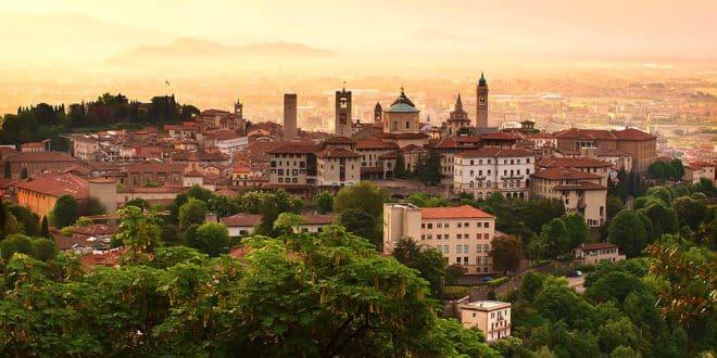 Как добраться из аэропорта Бергамо до центра Милана