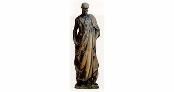 Статуя пророка Аввакума