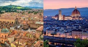 Как добраться из Болоньи во Флоренцию