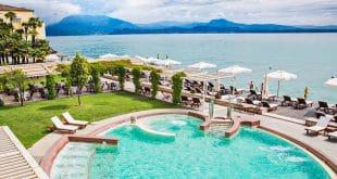 Отели Сирмионе с термальными бассейнами