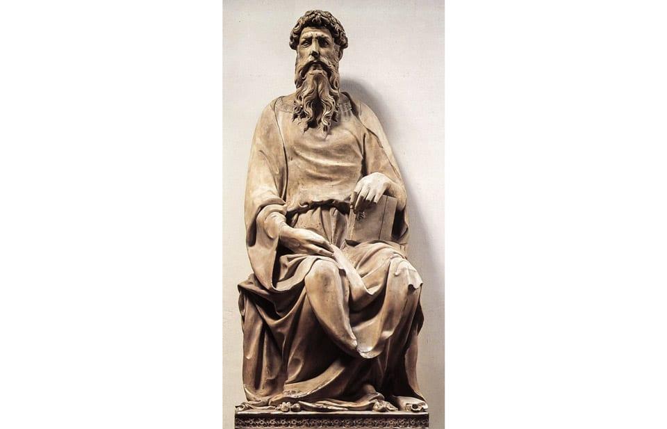 Донателло Статуя Евангелиста Иоанна