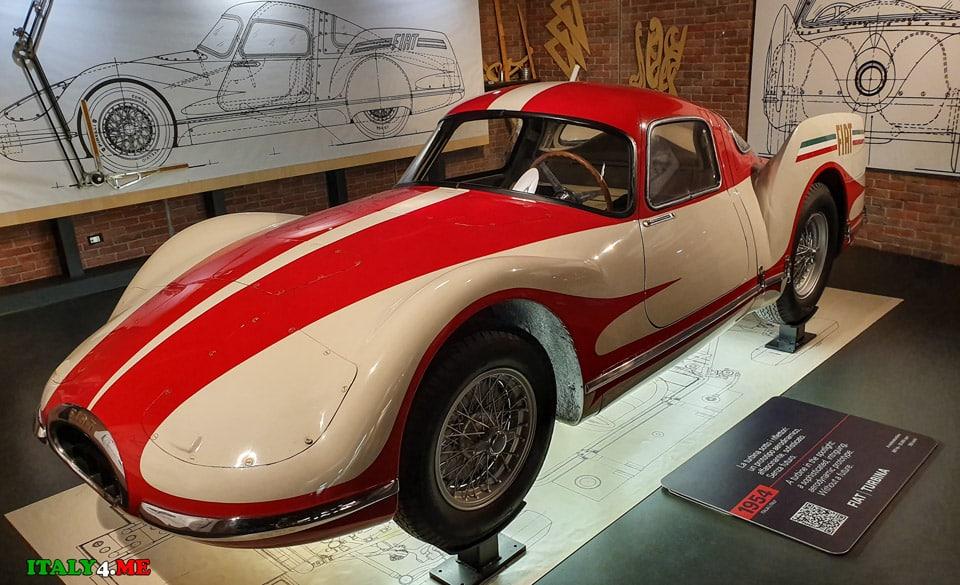 Fiat Turbina 1954