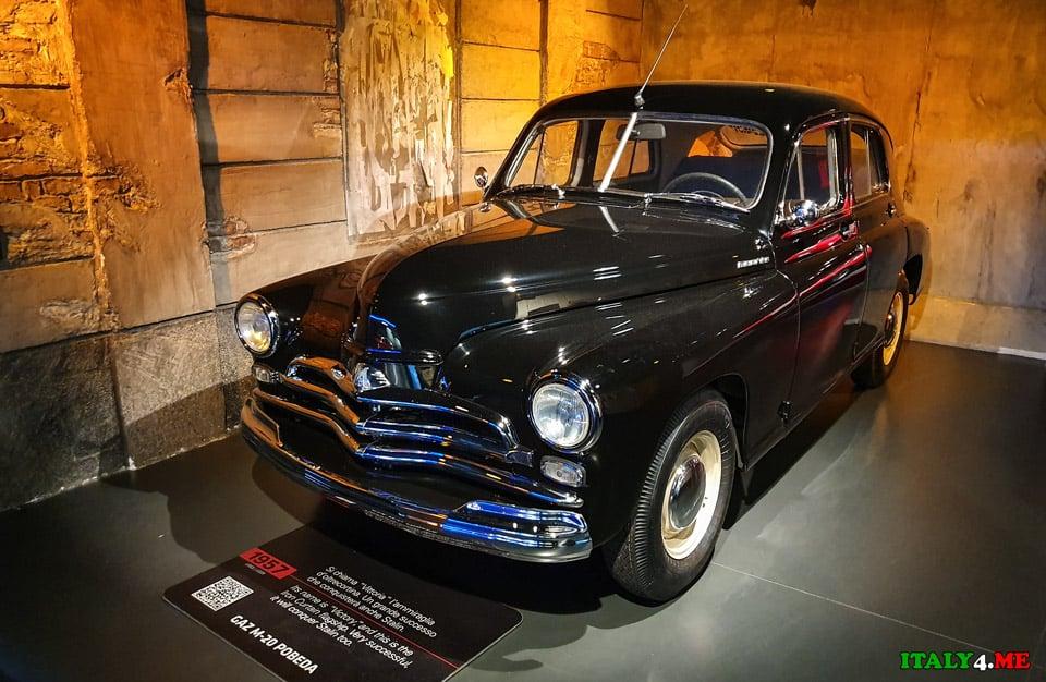 ГАЗ М-20 ПОБЕДА 1957 года