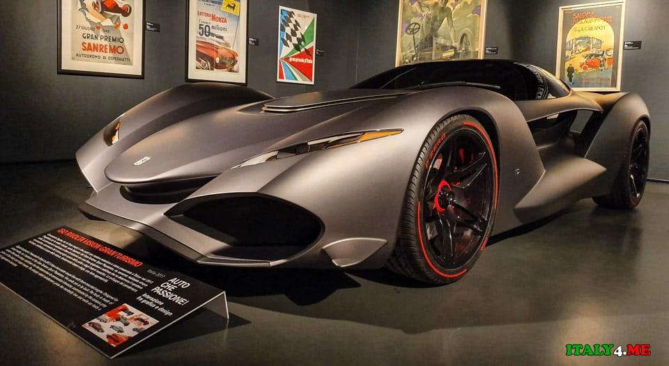 Zagato Iso Rivolta Vision Gran Turismo
