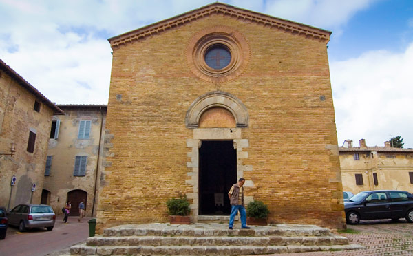 церковь Сан-Пьетро-ин-Форлиано