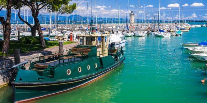 Как добраться из Милана на озеро Гарда