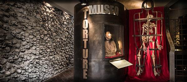 Музей пыток в Сан-Джиминьяно