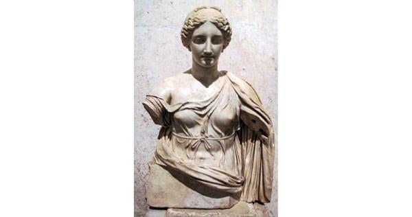 Статуя римлянки в образе богини Афродиты найдена у Porta San Sebastiano