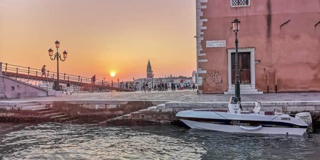 Аренда катера в Венеции