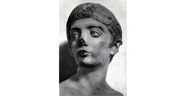 Портрет юноши времени Флавиев
