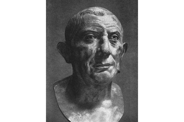статуя хитрого ростовщика Помпеи Цецилия Юкунды