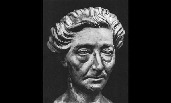 портрет пожилой римлянки в музеях Ватикана