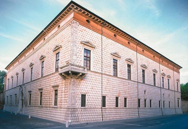 Алмазный дворец в Ферраре