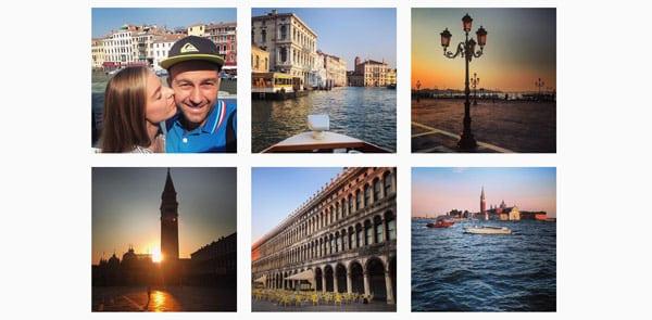 Фотографии из Венеции Артур Якуцевич