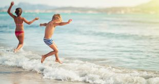 Где отдохнуть на море с ребенком в Италии