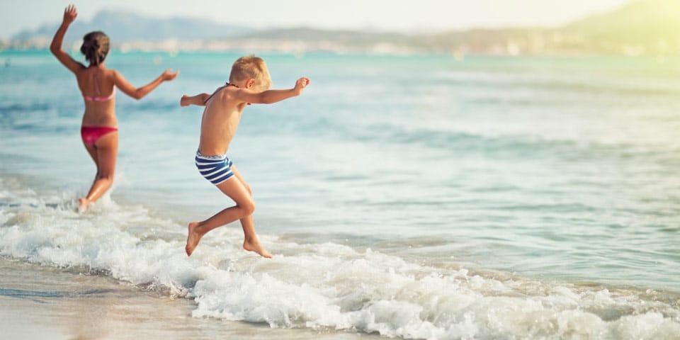 Италия с детьми на море – лучшие места, куда поехать отдохнуть?