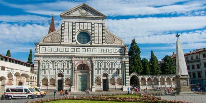 Базилика Санта-Мария-Новелла во Флоренции