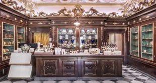 Аптека Санта Мария Новелла во Флоренции