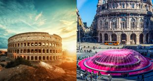 Как добраться из Рима в Геную