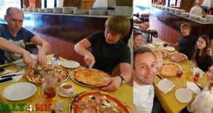 Лучшая пиццерия в Риме