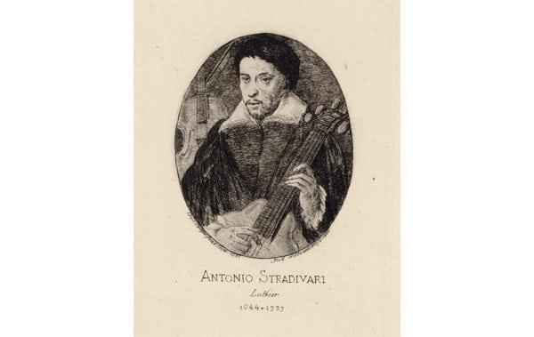 Биография Антонио Страдивари 1644-1737 год