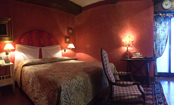 Номер отеля 5 звезд Hotel Gabbia D'Oro в Вероне