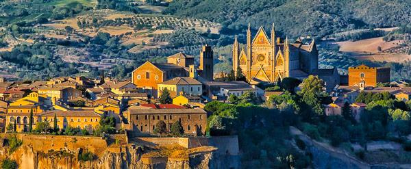 Поездка в Орвието на один день из Рима
