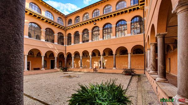 Сан-Пьетро-ин-Монторио в Риме