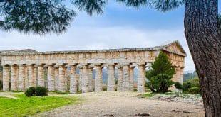 Древний город Сегеста на Сицилии