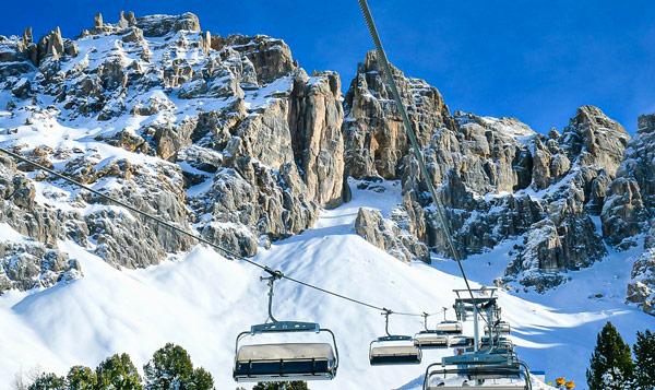 Курорт в долине Валь-ди-Фьемме (Val di Fiemme)