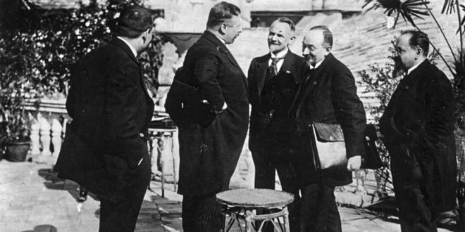Рапалльский договор 1922 года