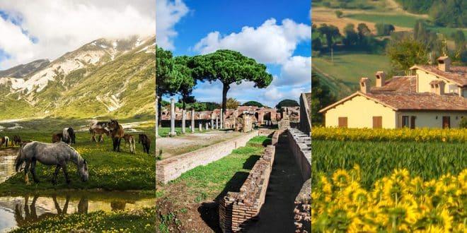 Куда съездить из Рима на один день