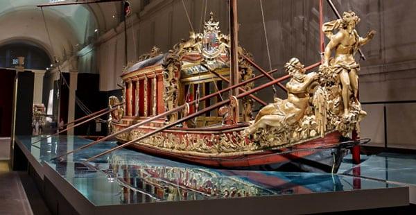 галера Бучинторо в дворце Венария