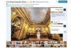 Отель центре Вероны 4 звезды Hotel Colomba d'Oro