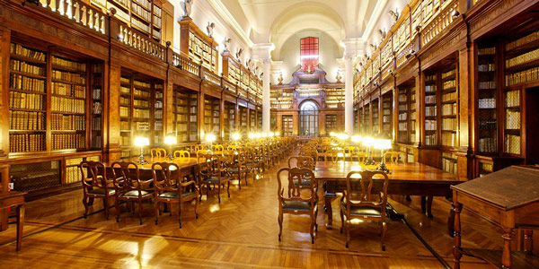 библиотека болонского университета