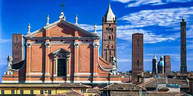 Кафедральный собор святого Петра в Болонье
