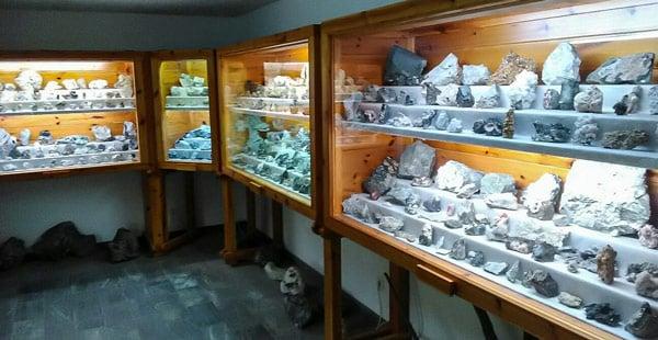 Музей минералов и природы в Бормио