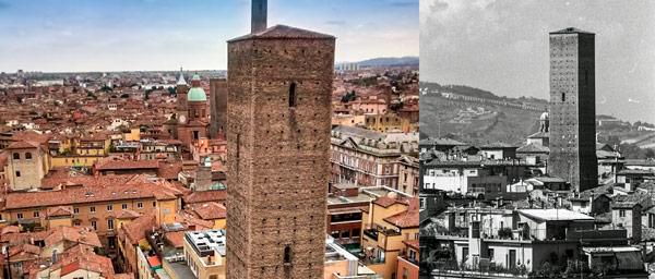 Башня Аццогуиди, или Альтабелла (Torre Azzoguidi detta Altabella) в Болонье