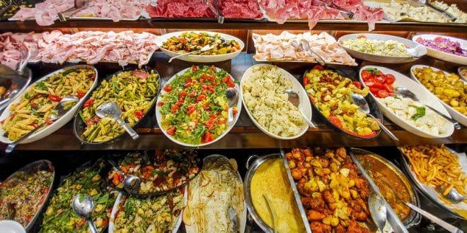 Рестораны с фиксированной ценой в Италии