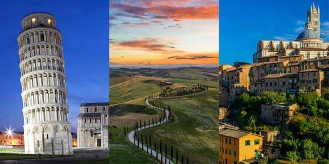 Куда поехать из Флоренции на один день