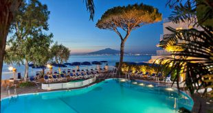Лучшие отели в Сорренто с собственным пляжем