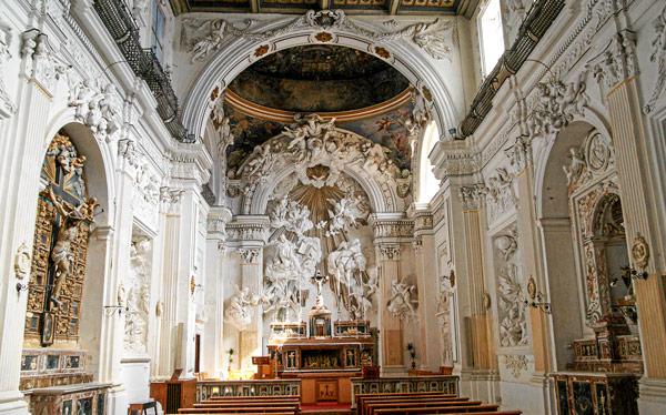 Церковь Санто-Спирито в Агридженто