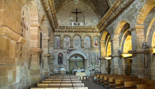 Церковь Святого Николая в Агридженто