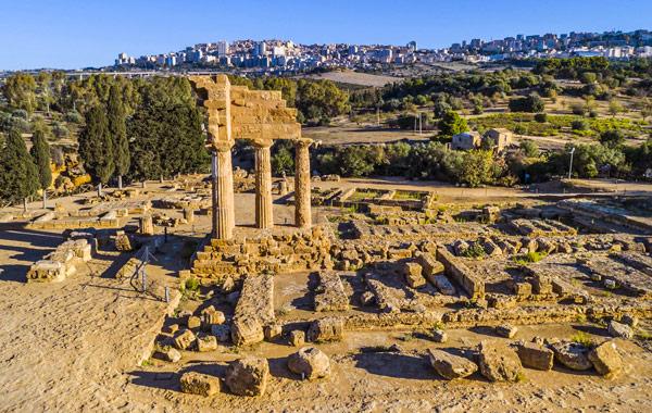 Храм Хтонических Божеств в Агридженто