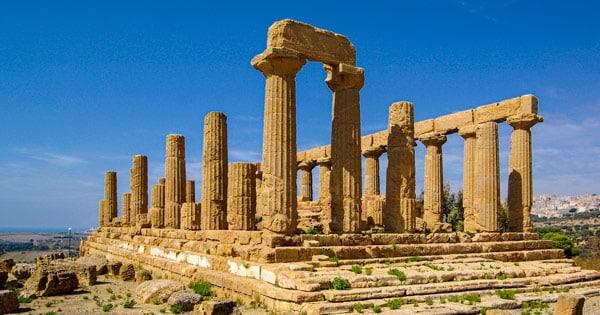 Храм Геры Агридженто