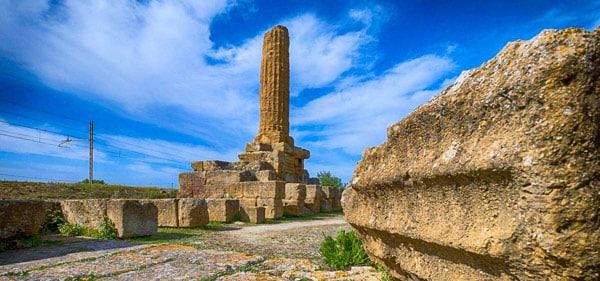 Храм Вулкана в Агридженто