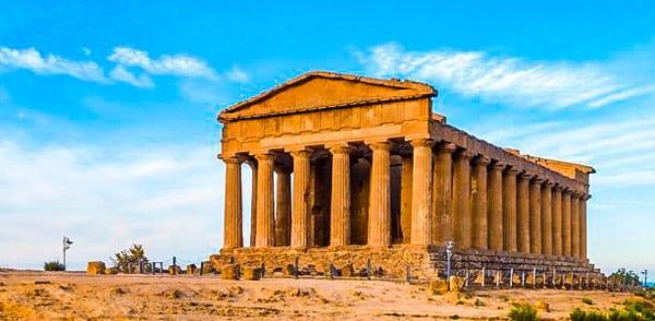 Храм Конкордии Агридженто