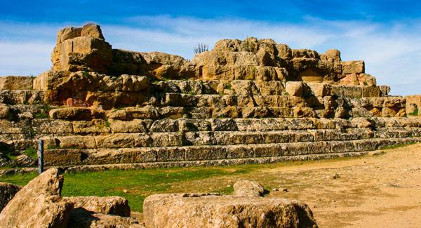 Храм Олимпийского Зевса в Агридженто